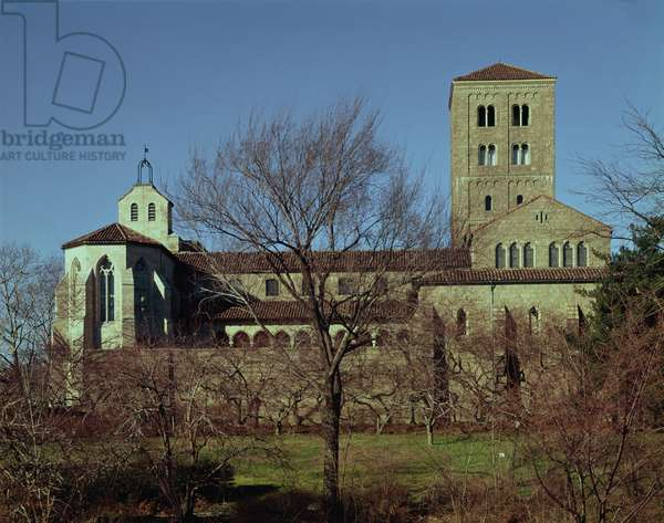 View of The Cloisters (photo)