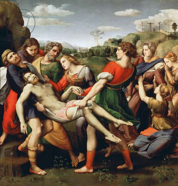 The Deposition, 1507 (oil on panel)
