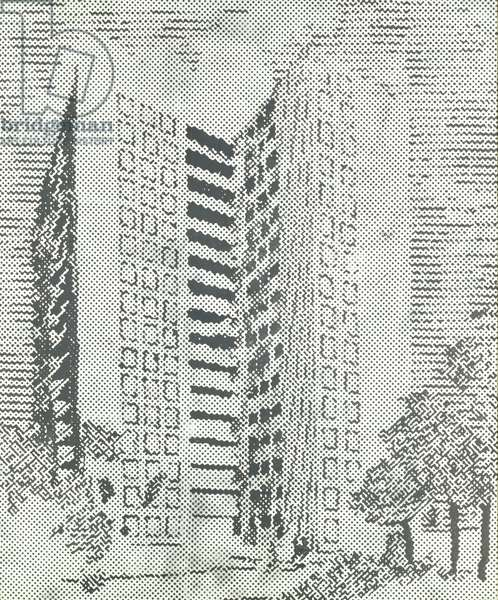 Hauserfront, 1967