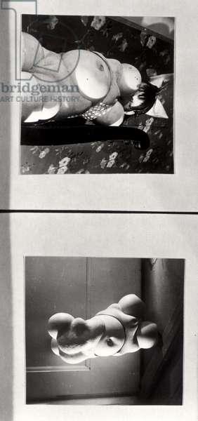 Untitled (La Poupee), c.1936 (b/w photo)