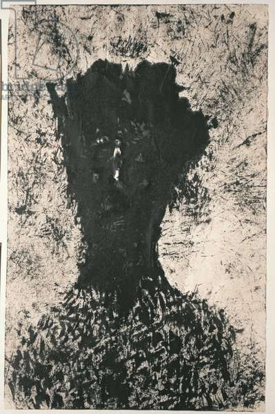 The Terrible One, 1960 (ink on paper)