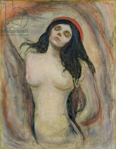 Madonna, 1894 (oil on canvas)