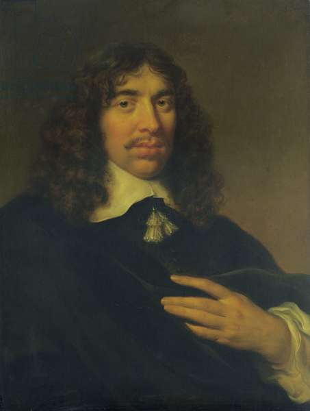 Portrait of a Man, c.1655 (oil on canvas)