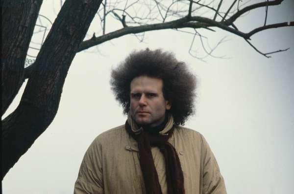 The Performance Artist Klaus Rinke, 1980 (photo)