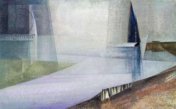'Regamundung III', 1927 (oil on canvas)