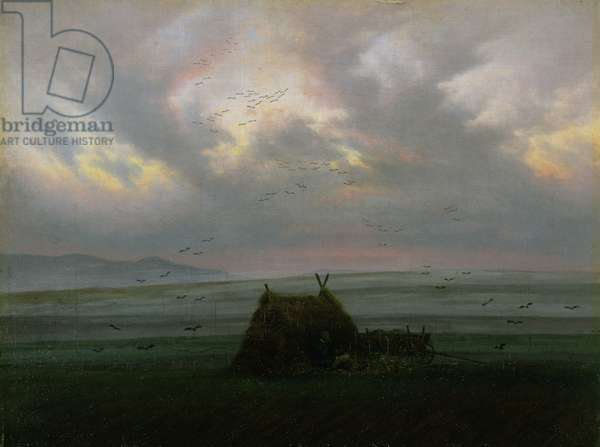 Waft of Mist, c. 1818-20 (oil on canvas)