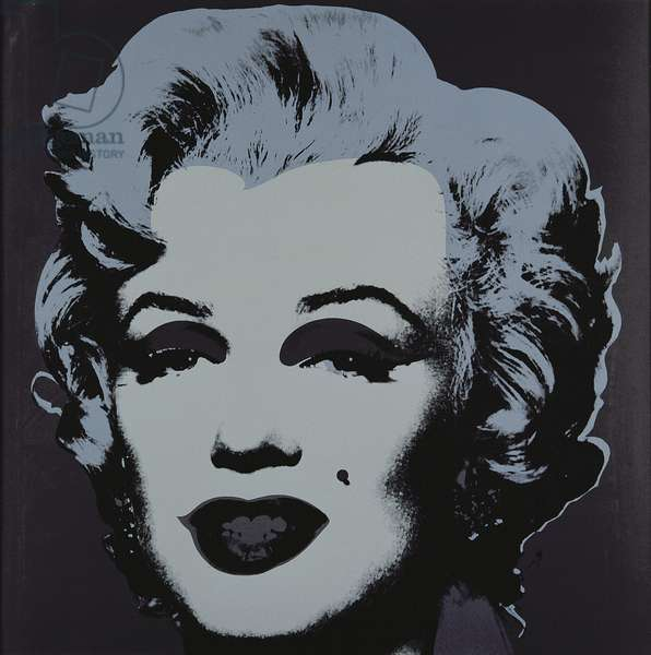 Marilyn, 1967 (screen print on paper) (see also 182836-182844)