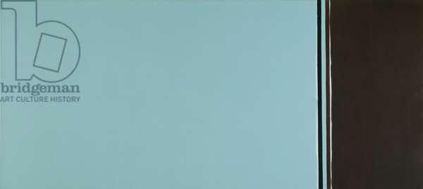 Uriel, 1955 (oil on canvas)