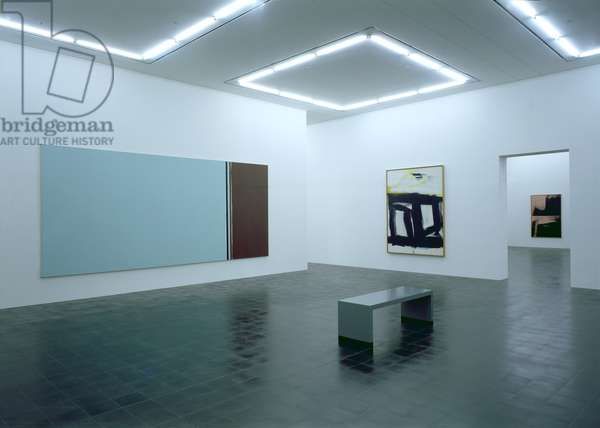 Gallery at the Kunsthalle (photo)