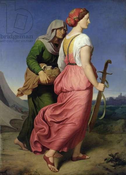 Judith, 1845 (oil on canvas)