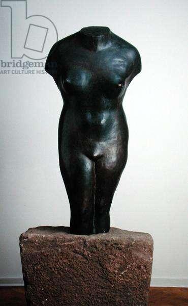 Torso, 1932 (bronze)