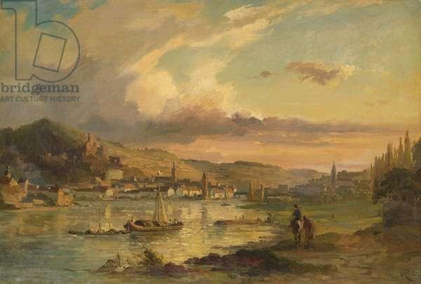 Wertheim (oil on canvas)