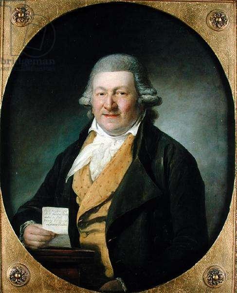 Portrait of Mr Lehman Ruben, 1796 (oil on canvas)