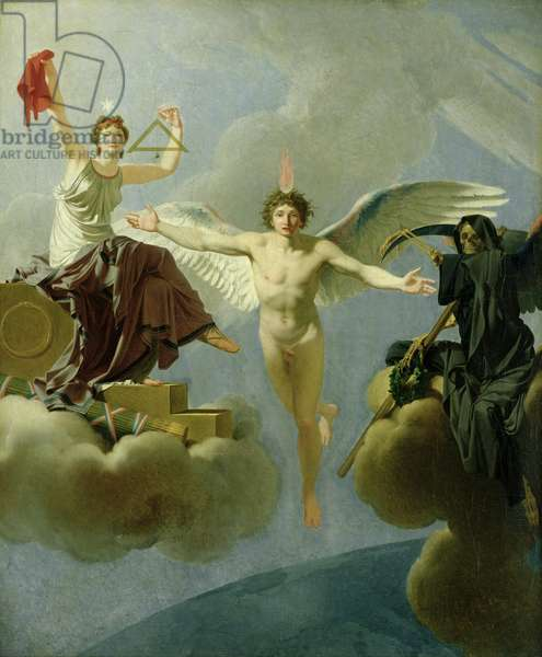 Freedom or Death, 1794-95 (oil on canvas)