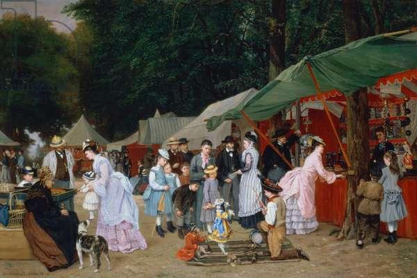 At The Fair,1877