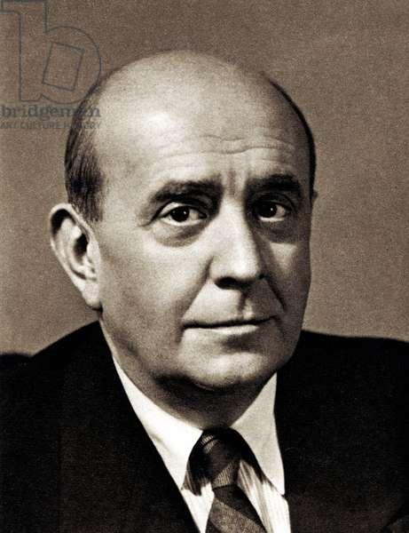 Jan Masaryk - portrait