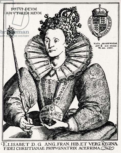 Queen Elizabeth I -