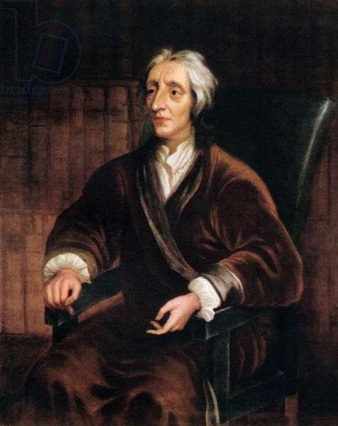 John Locke - portrait