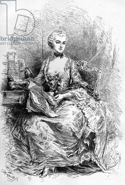 Madame de Pompadour -