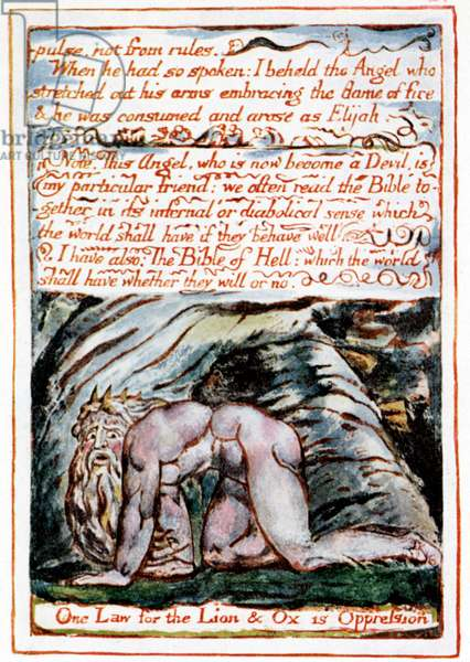 William Blake 's 'The