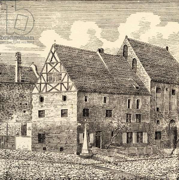 Birth house of Nicolaus Copernicus, Toru?, Poland