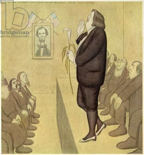 Oscar Wilde - 1881