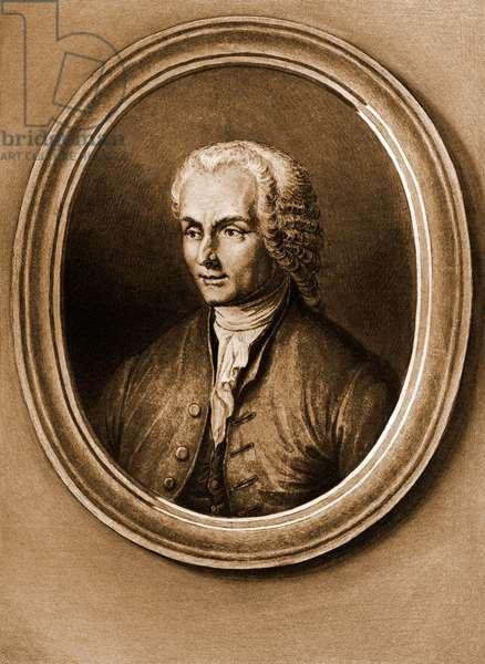 Jean Jacques Rousseau -