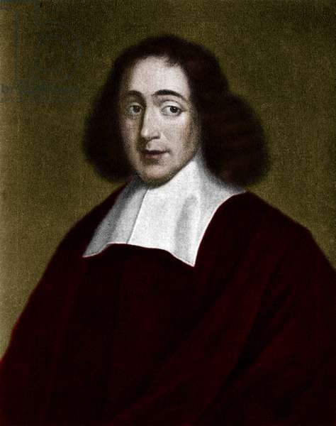 Benedict (Baruch) Spinoza