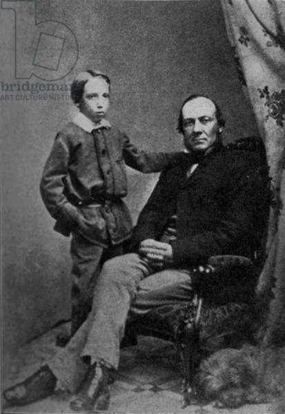 Robert Louis Stevenson with