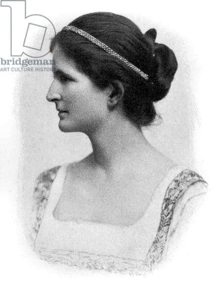 Mark Twain 's daughter Jean Clemens