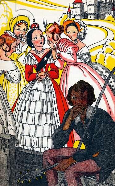 Hans Christian Andersen 's  'The Pig Boy'
