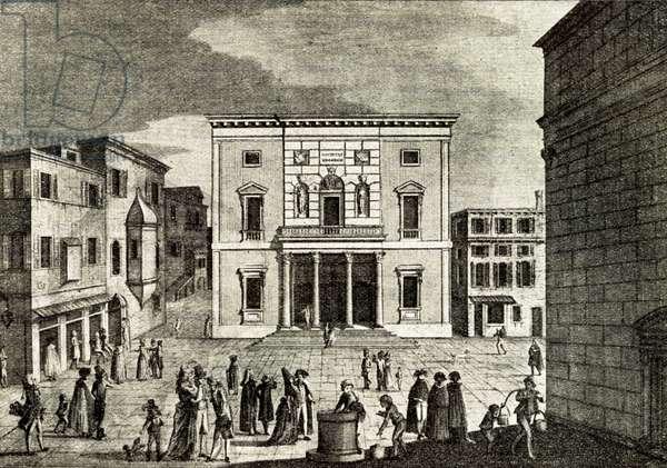 Venice - La Fenice