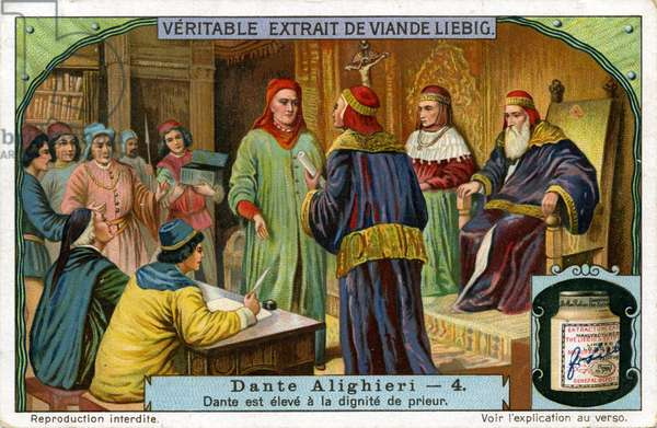 Dante Alighieri with Florentine Corporation