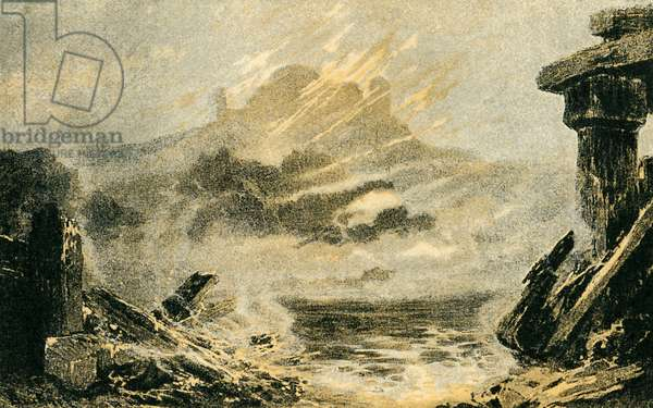 Richard Wagner 's Götterdämmerung last scene