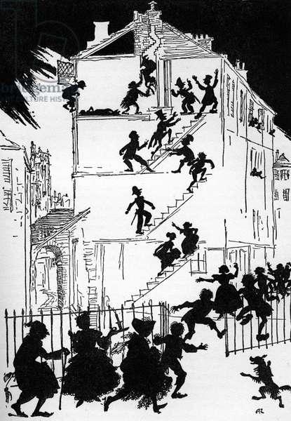 'Murder in the Rue Morgue' by Edgar Allan Poe