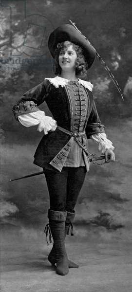 Arlette Dorgere as Prince
