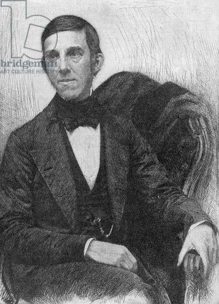 Oliver Wendell Holmes -