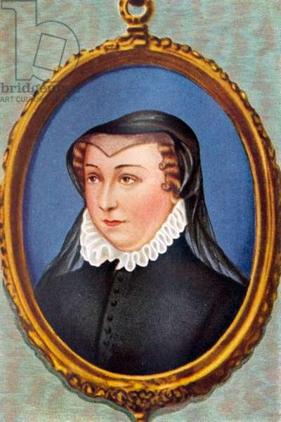 Catherine de' Medici Portrait