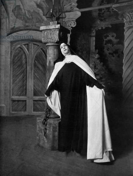 Sarah Bernhardt  as