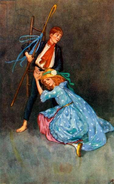 Shepherdess and Chimney-Sweeper