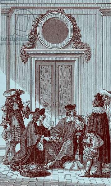 Les Plaideurs or The Litigants