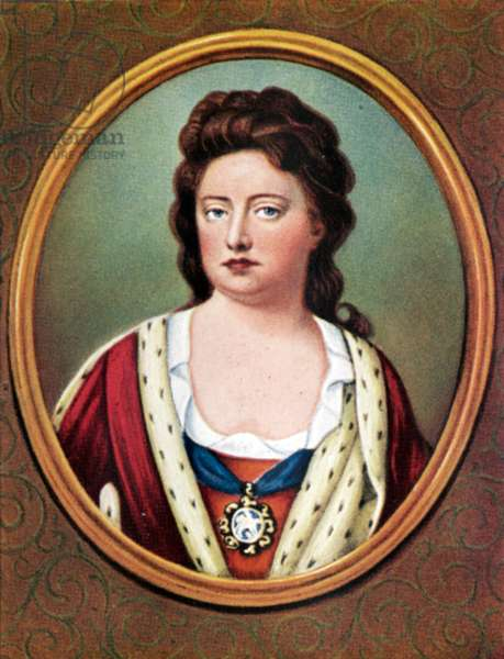 Anne Portrait of the