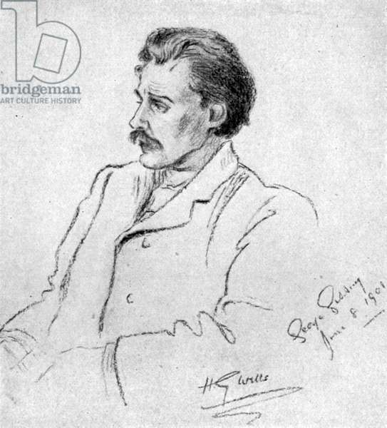 George Gissing - portrait