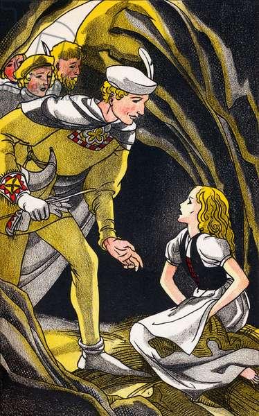 Hans Christian Andersen 's 'The Eleven Wild Swans'