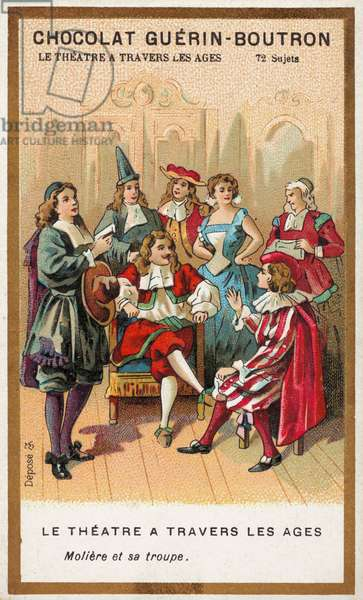 Moliere (real name Jan-Baptiste