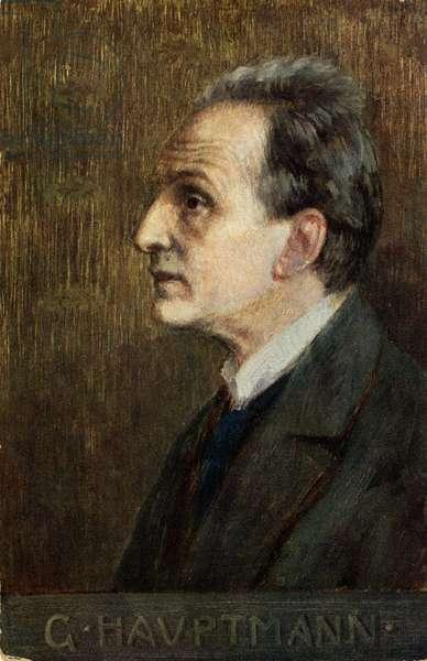 Gerhard  /Gerhart Hauptmann