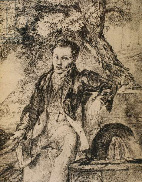 Alexander Pushkin in Crimea