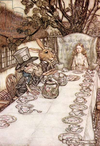 Alice 's Adventures in Wonderland by Lewis Carroll