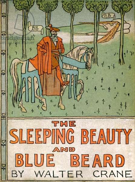 The Sleeping Beauty and Blue Beard by Walter Crane