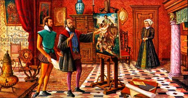 Pieter Bruegel & Pieter Coecke van Aelst